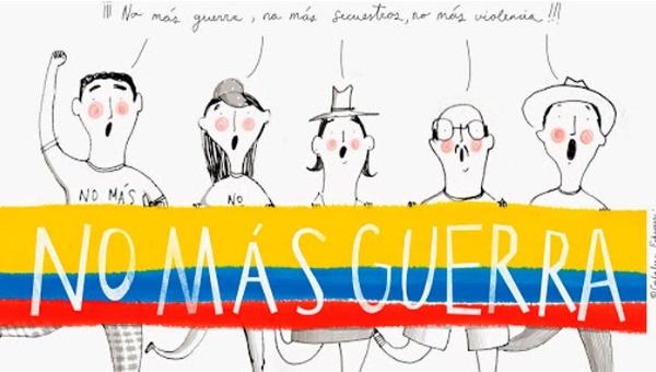 Resultado de imagen para paz colombia